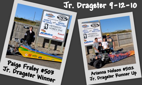 Jr. Dragster Winners